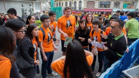 Amazing Race Macau